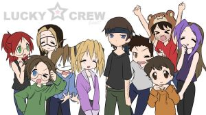 Lucky Crew by smnius