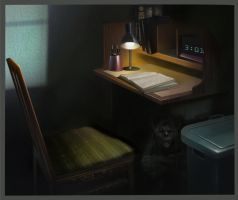 LATE HOURS by mvartist