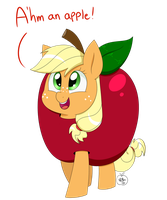 Little Apple by NotEnoughApples