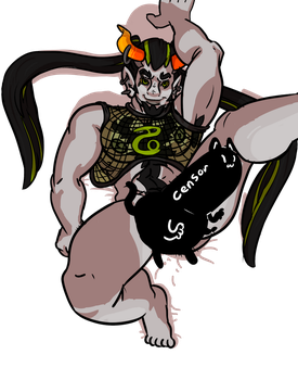 Fan Troll: Callex Viktor by Chemical-Beatz