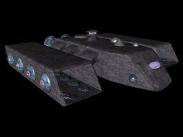 Carrier MkV Front by Arcanis-Lupus