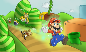 Super Mario bros. 3 - Just what I needed! by maesejesus