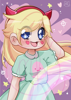 FANART | STAR! by Megu-H