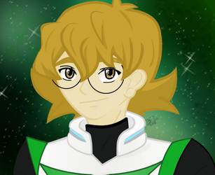 The Green Paladin by SpookyStrawberry