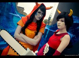 Homestuck: Flushing Pale by felixize