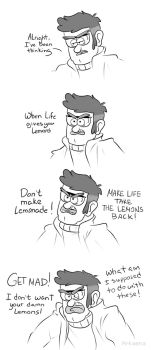 When life gives you lemons by Arkaena