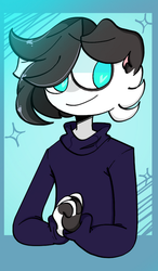 connor felt [OLD ART] by greenwolfy-tea