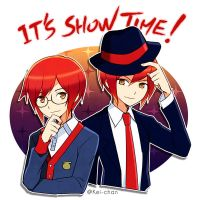 -It's Show Time!- by Keichan411