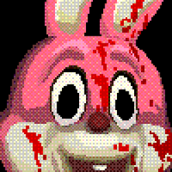 bunny from silent hill 3 by manlitu