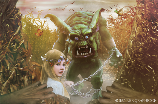 Where Have You Been Young Lady? by BannerGraphics