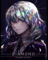Diamond - Houseki no Kuni by airirinn
