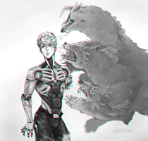 Hound of Hades by kinknetic