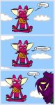 Unpublished Pet patrol comic 2 by Neotomi