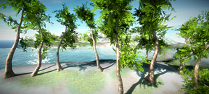 Realistic Tree 14 by RakshiGames