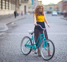 bicycle tour 3 by DenisGoncharov