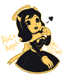 Alice Angel by gisselle50