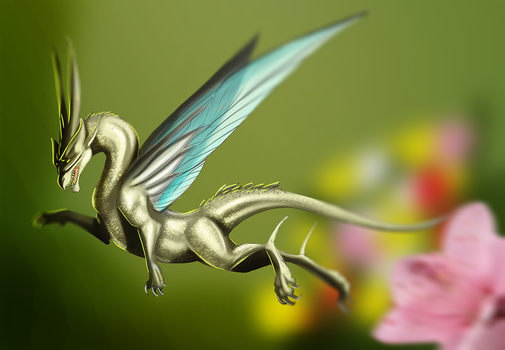 Fairy Dance by Galidor-Dragon