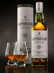 Scotch - Laphroaig 10 by drewbrand