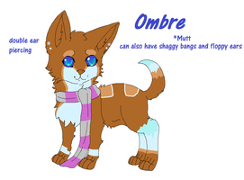 Ombre ref by Ombre-Dawn