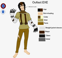 CPOC-Outlast.EXE ref by DemonfoxKyubi