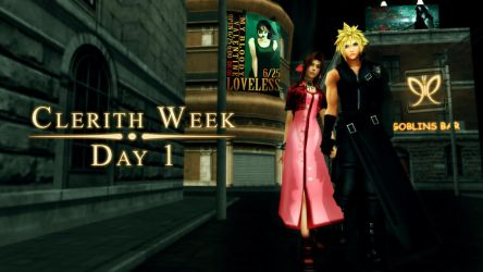 Clerith Week - DAY 1: Holding Hands by MinasPassion