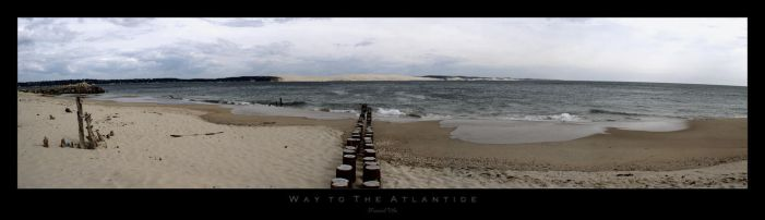 Way to the Atlantide by Maxwell-Vibe