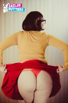 Velma Booty! by sailorbutters
