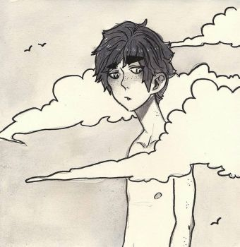 Clouds by KatyaHam