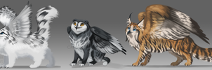 Gryphon party: OPEN by Chickenbusiness