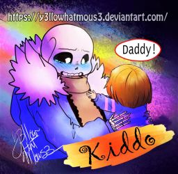 Kiddo Doodle 1 by Y3llowHatMous3
