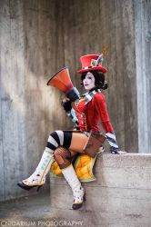 PAX West Mad Moxxi - Poised by Enasni-V