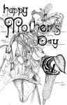 Mothers Day Card by XanderHam