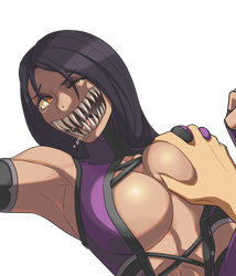 mileena (not translation) by iggler