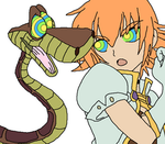 Kaa and Mira Animation by BrainyxBat