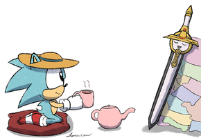 Daily Sonic #14 by DailySonicArt