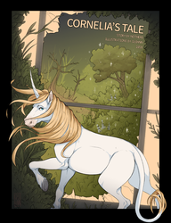 Cornelia's Tale Issue 3: A Unicorn TF Comic Sequel by nothere3