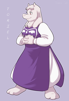 Toriel by SimonSoys