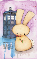 2:30 Doctor Who (bunny version) by bunnykissd