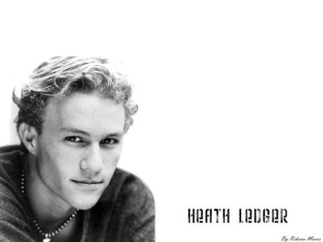 Heath Ledger Wallpaper by Heath-Ledger-Fans