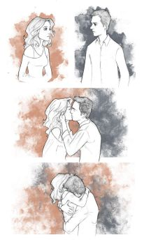 Prelude to a kiss by Ninidu