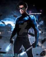 NightWing by ajay02