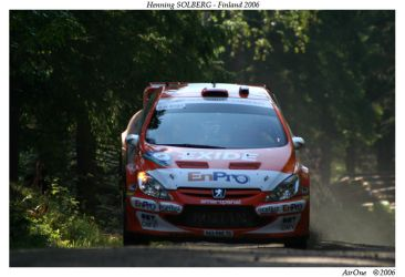 Henning Solberg - Finland 2006 by airone27