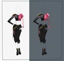 OPEN Outfits Adopt Auction (94) by Liowa