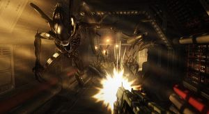 Aliens vs. Predator Screen 11 by darkcyberxeno
