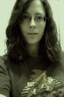 Me and my Sonic T-Shirt by carriehowarth
