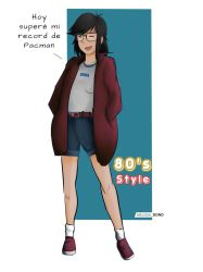 Me in 80s style by melissa-dono