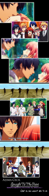 Uta no Prince-sama - Straight To The Point by blind-fanatic
