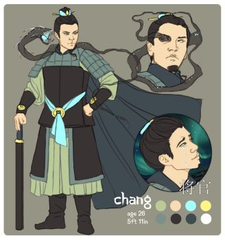 General Chang by Acaciathorn