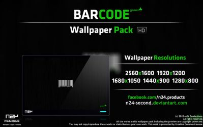 Barcode by n24-second
