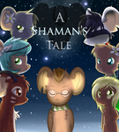 A Shaman's Tale- Front cover by Symphonii by Dannyman12